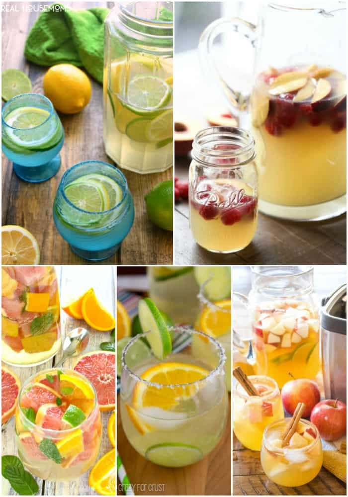 yellow sangria recipes