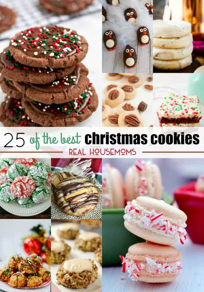 25 Of The Best Christmas Cookies ⋆ Real Housemoms