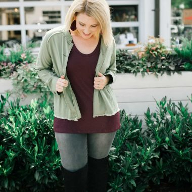 5 Colors To Wear for Fall