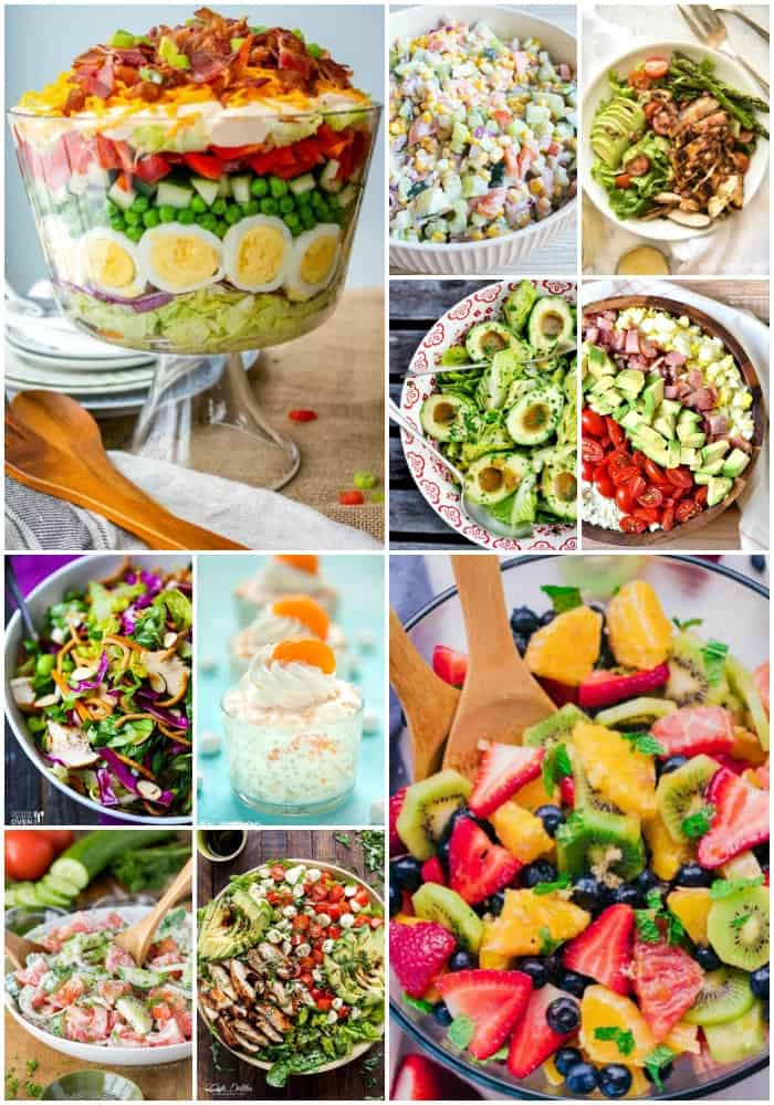 mother's day salad recipes