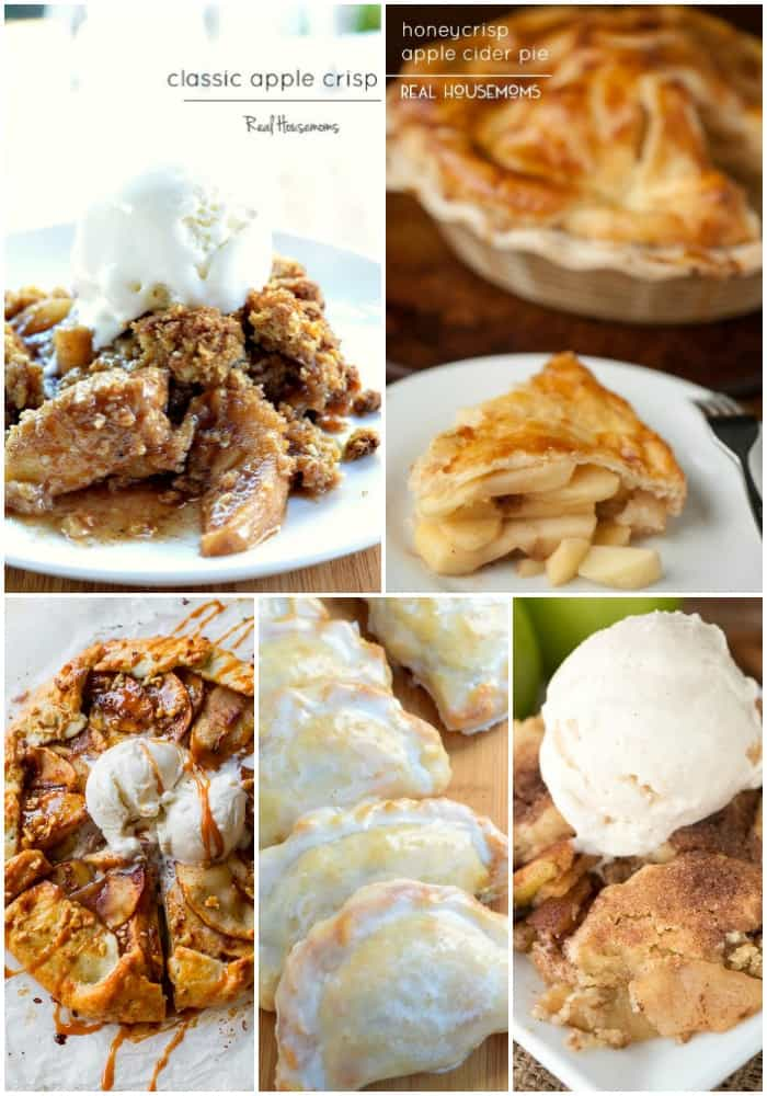 Indulge In The Bounty Of Season With These 25 APPLE DESSERTS TO CELEBRATE FALL