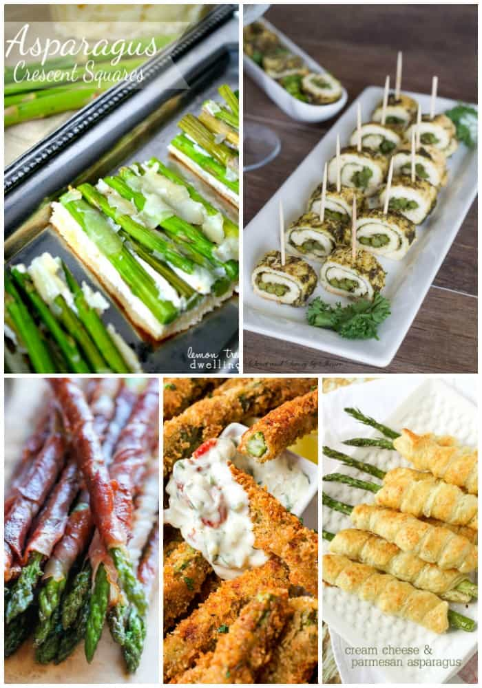 These 25 ASPARAGUS RECIPES TO WELCOME SPRING are the best way to enjoy one of our favorite seasonal vegetables!