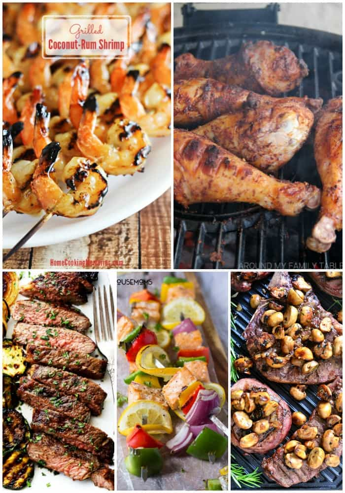 Backyard cookouts are one of my favorite summer activities. I love having friends and family over and spending time with them. Your next dinner is sure to be a hit with these 25 MAIN DISHES FOR THE BEST SUMMER BBQ EVER!
