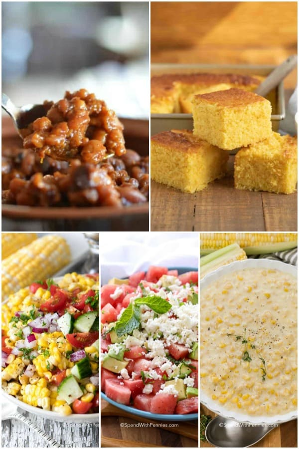 tradition bbq side dishes