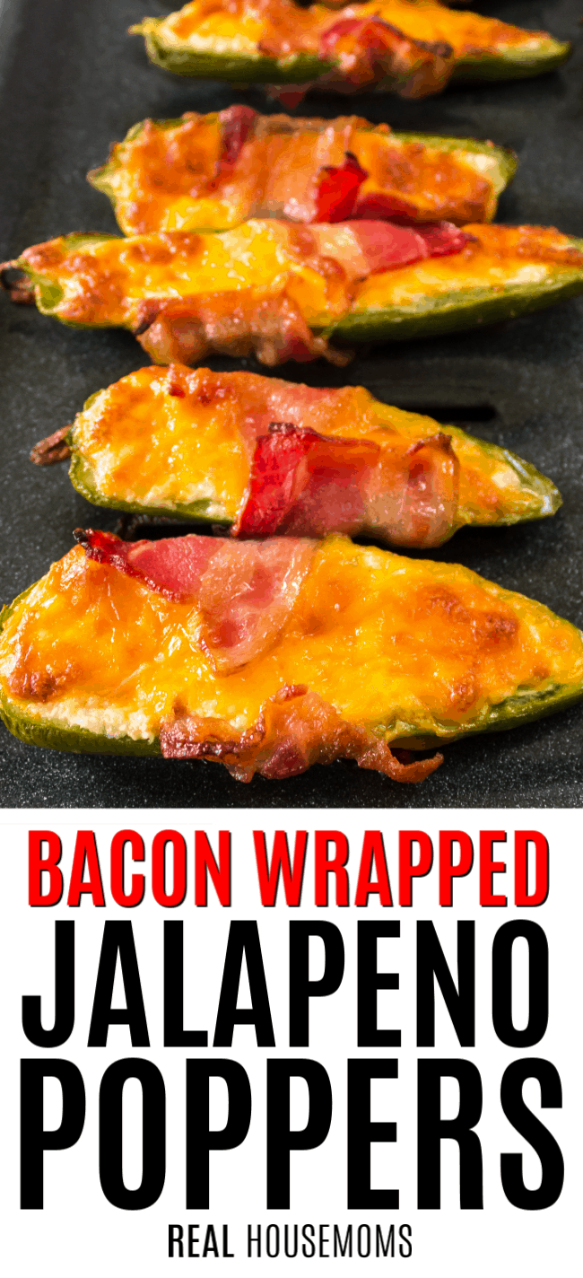 jalapeno poppers wrapped in bacon
