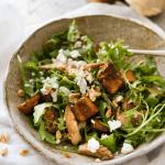 Balsamic Pumpkin & Chicken Salad