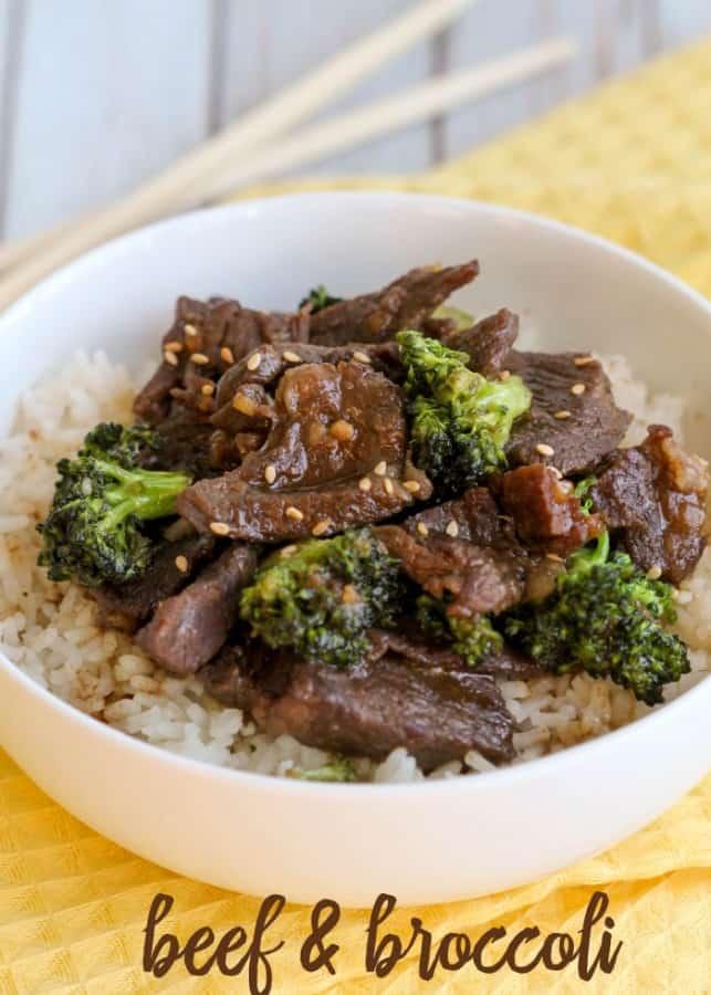 Beef & Broccoli - Lil' Luna
