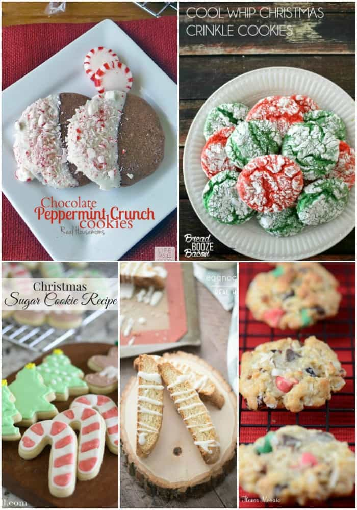 25 of the Best Christmas Cookies - Real Housemoms