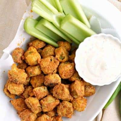 Buffalo Fried Okra