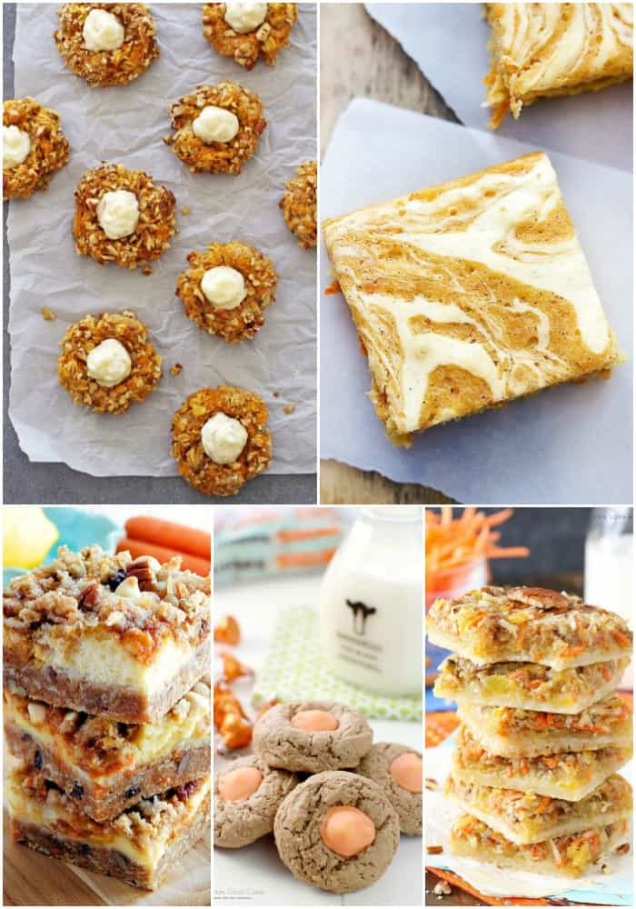 These 25 CRAVEABLE CARROT CAKE RECIPES are so good even the Easter Bunny can't resist them!