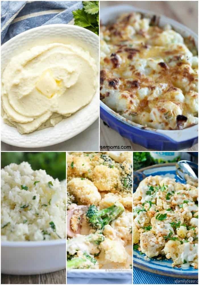 cauliflower side dishes