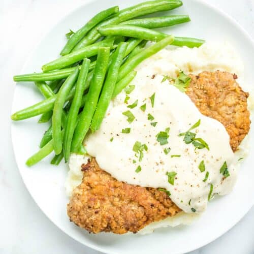 Chicken Fried Steak Real Housemoms