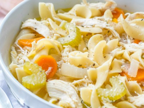 Chicken Noodle Soup Real Housemoms