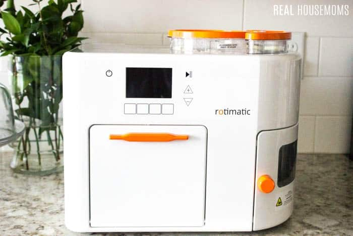Rotimatic! roti making machine