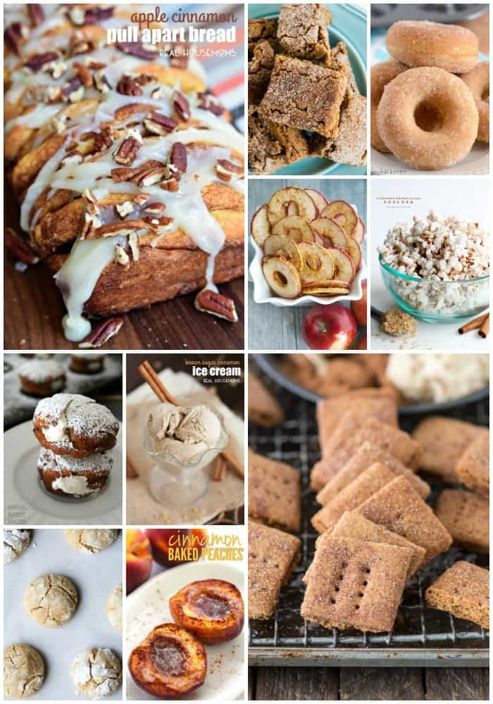 Baking spices always bring a feeling of love and comfort into my kitchen. These 50 WAYS TO WARM UP WITH CINNAMON will give you all the warm fuzzies!
