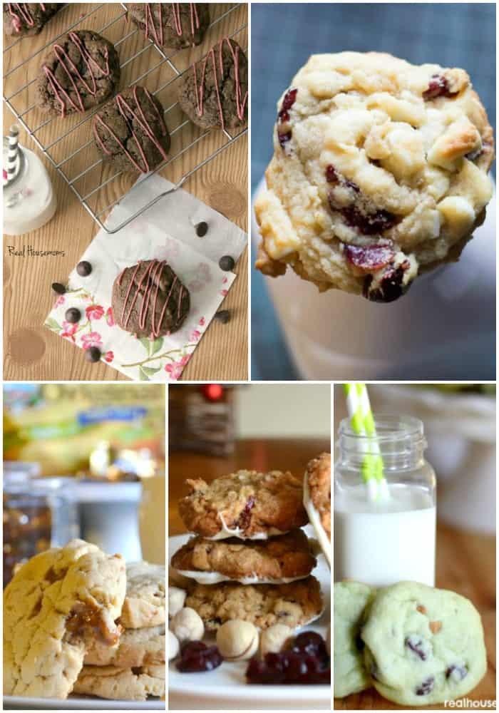 seasonal chtistmas cookies