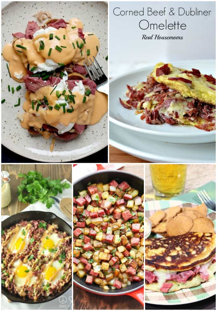 Love corned beef? We have recipes for every meal of the day and each one of these 25 Corned Beef Recipes for St. Patrick's Day is packed with flavor!