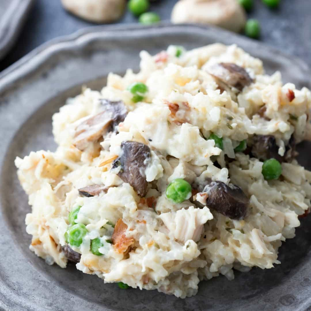 Creamy chicken risotto real housemoms forumfinder Images