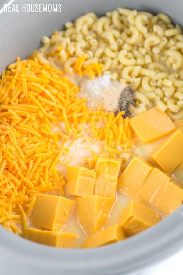 Crock Pot Mac And Cheese Real Housemoms