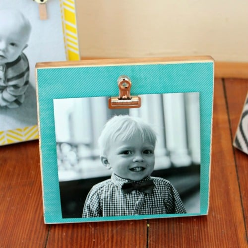 DIY-Wood-block-photo-frames
