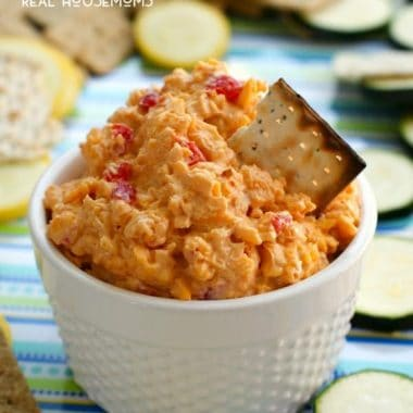 Drunken Pimento Cheese