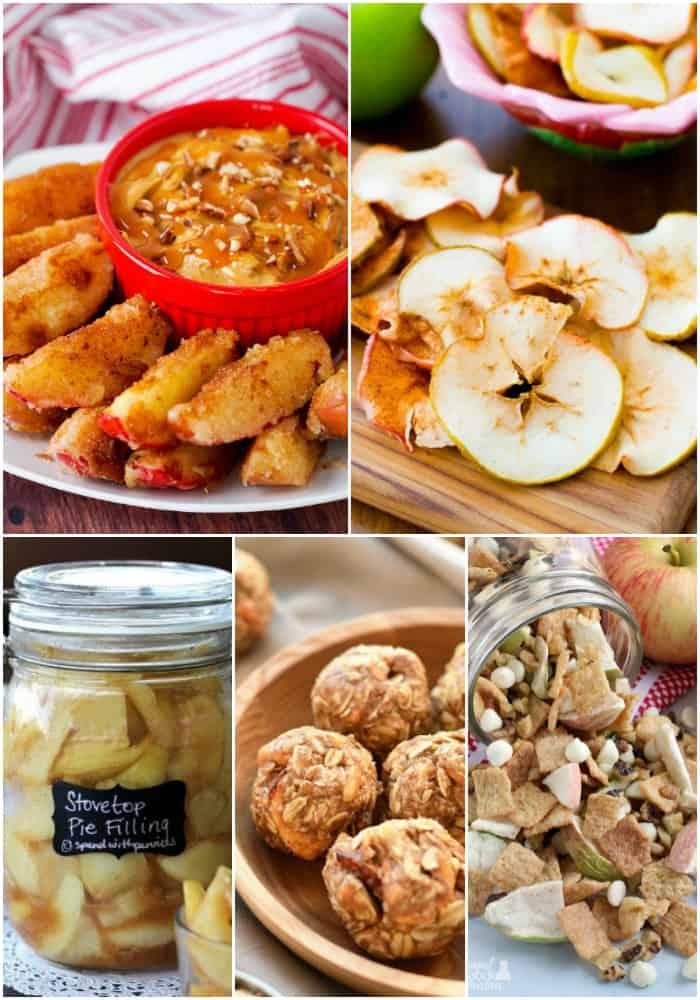 apple snack recipes