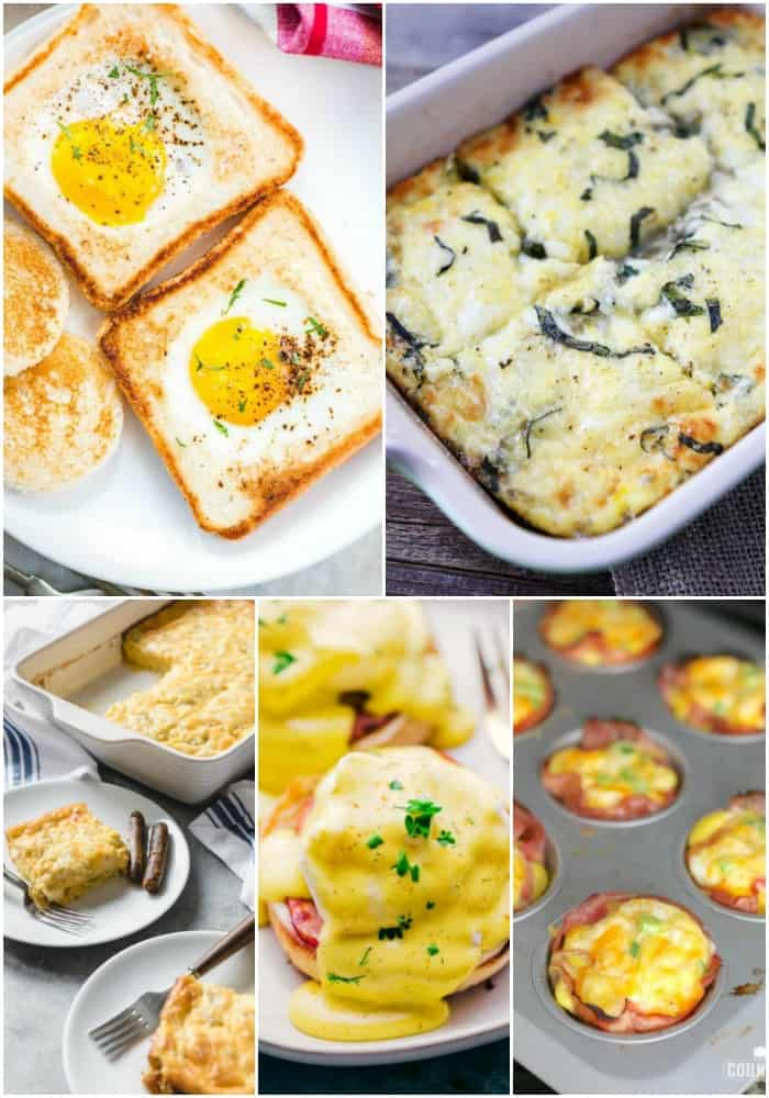 eggs easy brunch recipes