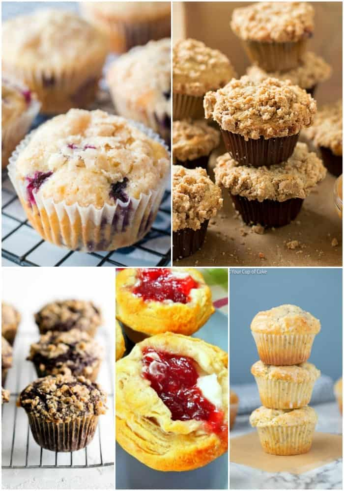 muffins easy brunch recipes