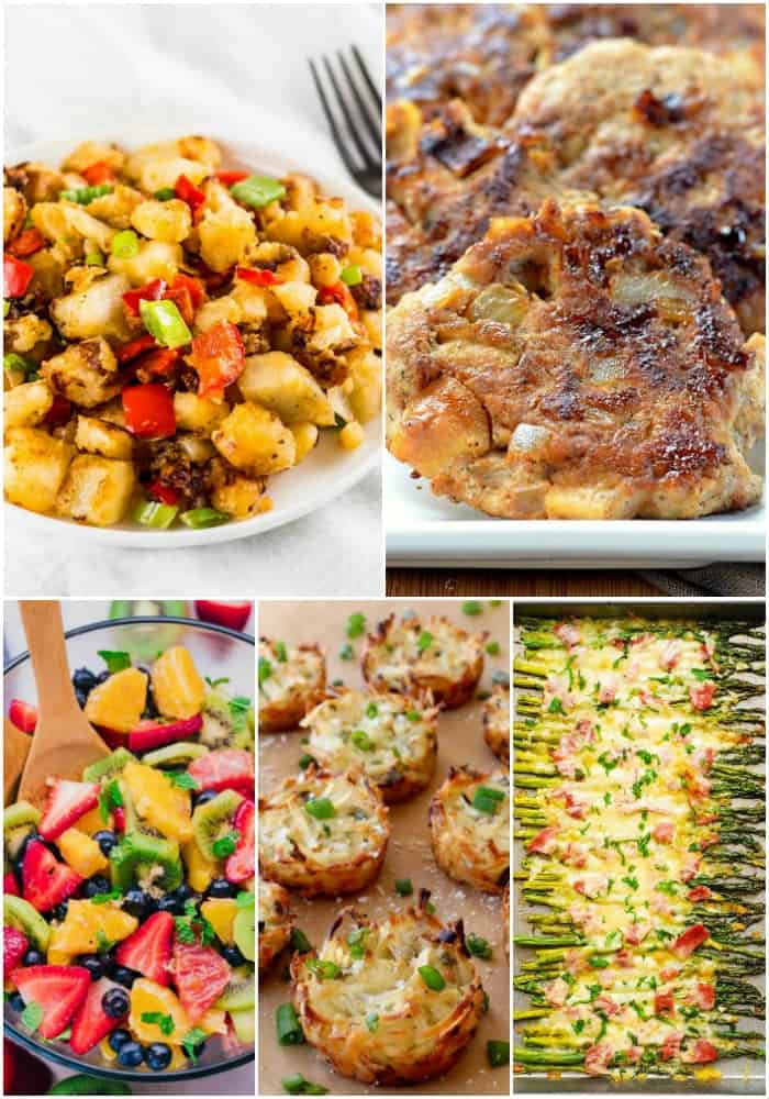 side dishes easy brunch recipes