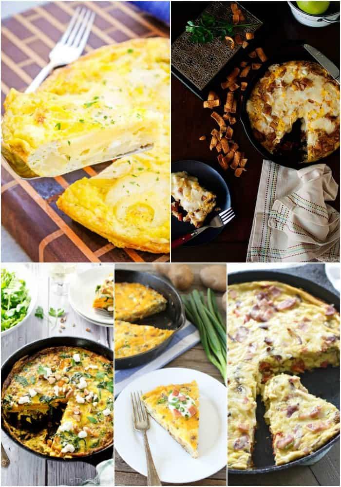 frittata egg recipes for breakfast
