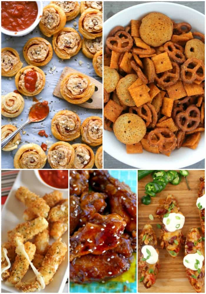 25 Football Party Finger Foods Everyone Loves Real Housemoms