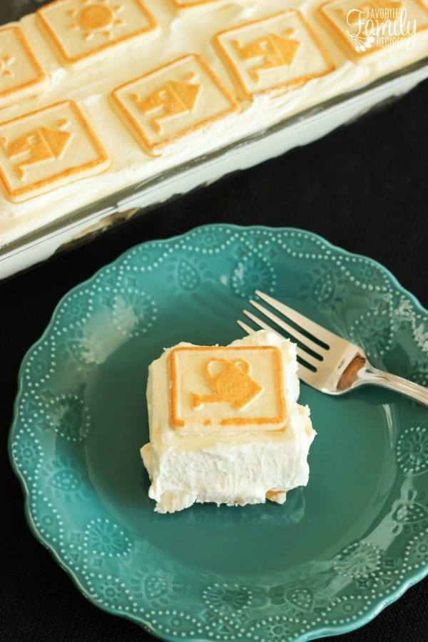 Four Layer Banana Pudding - Favorite Family Recipes