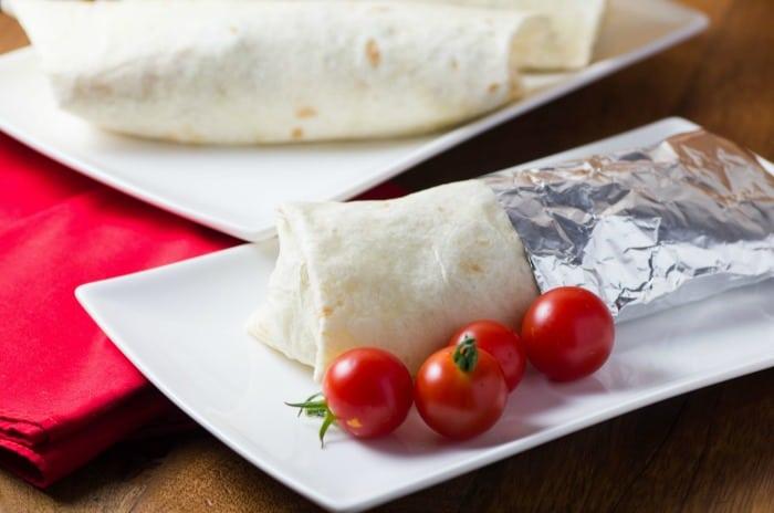 Freezer Breakfast Burritos Featured
