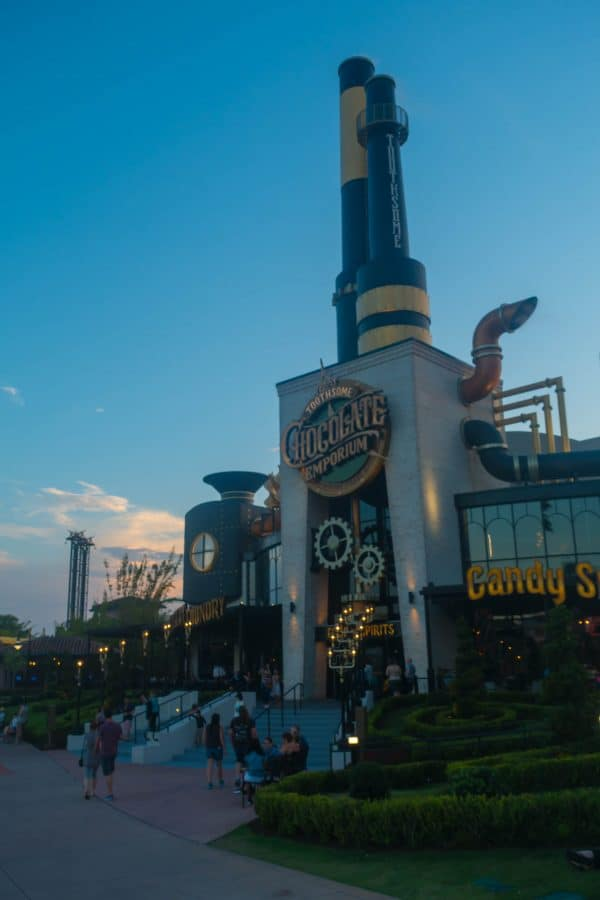 Universal City Walk Toothsome