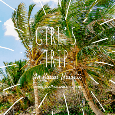 Pack your bags and head to paradise, Kauai is the ultimate destination for a getaway with the girls!