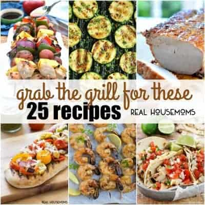 Grab the Grill for These 25 Recipes