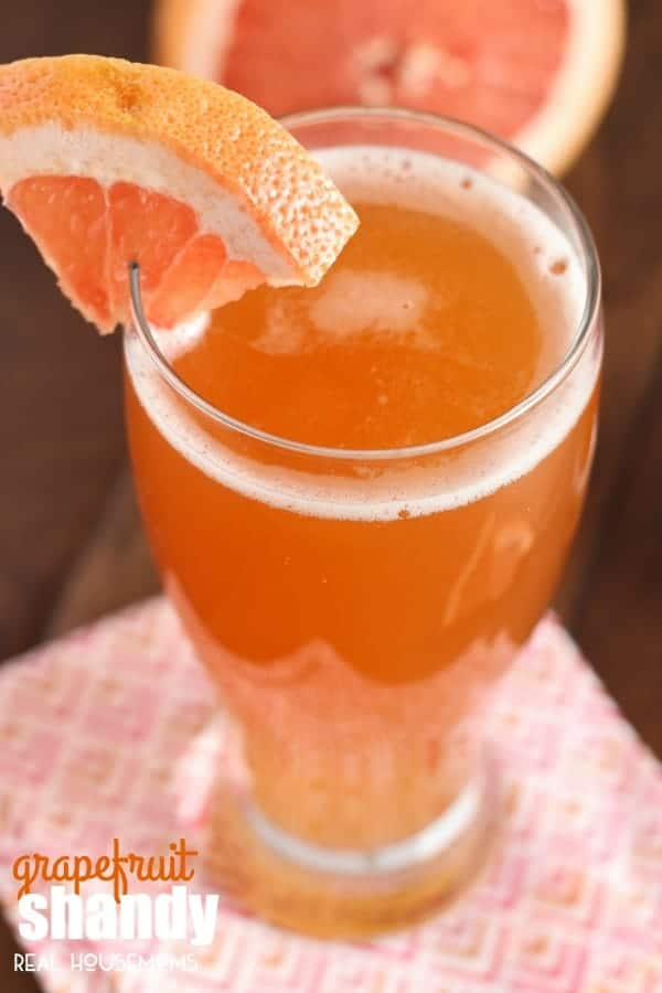 grapefruit shandy  u22c6 real housemoms