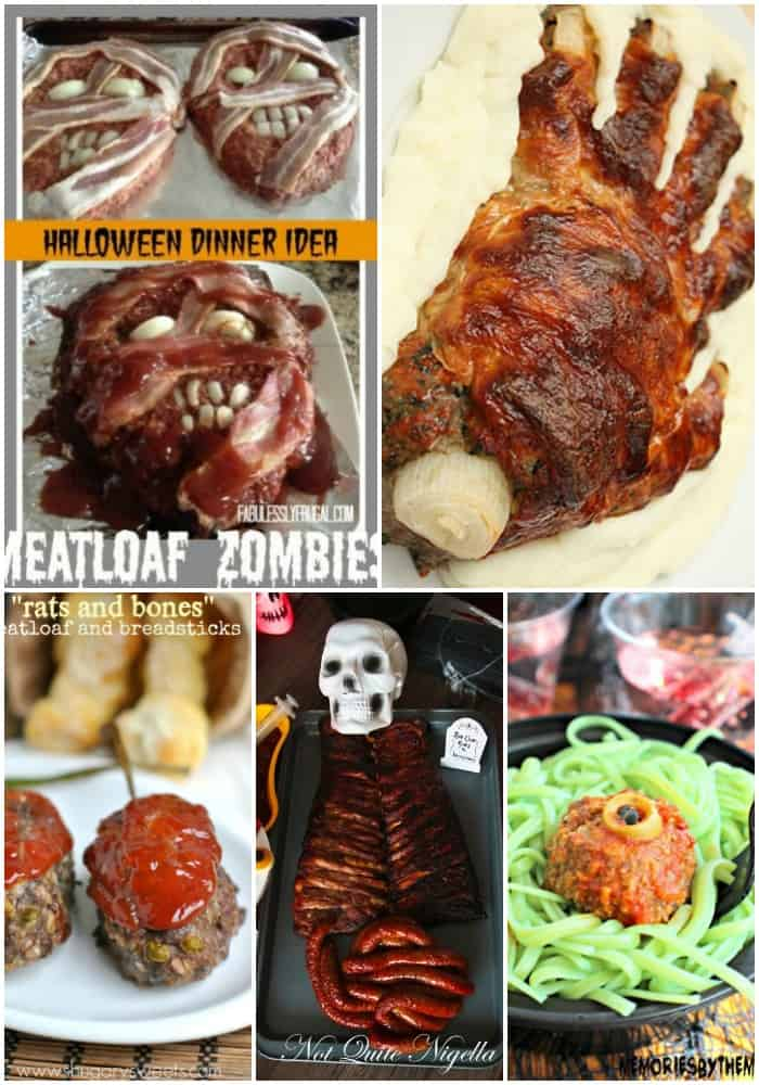 25 Halloween Dinner Ideas Real Housemoms