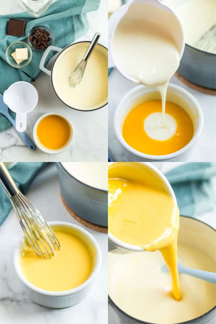 how to make custard filling for cream pies