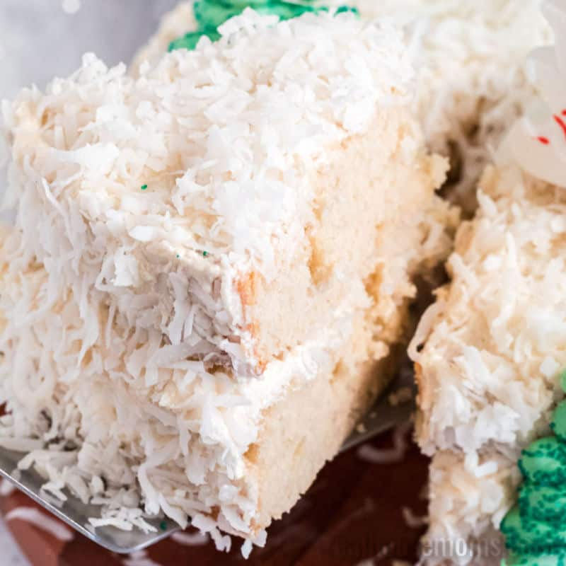 Pineapple Cake Batter From Scratch: Homemade Vanilla Cake Mix Recipe ⋆ Real Housemoms