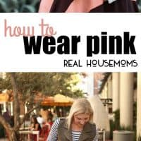 Want to know how to wear pink without looking like a teenager? We're sharing five easy ways to work this fun hue into your wardrobe that look grown up and stylish!