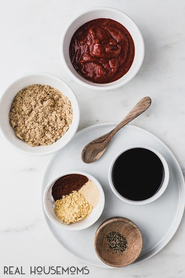 If you've never tried bbq sauce made with rich, sweet yet tart cherries, you are in for a treat. This CHERRY BALSAMIC BBQ CHICKEN served over herbed couscous is sure to win you over!
