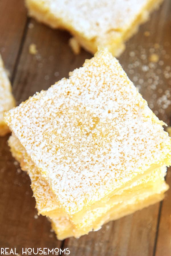 Lemon Bars Content 2