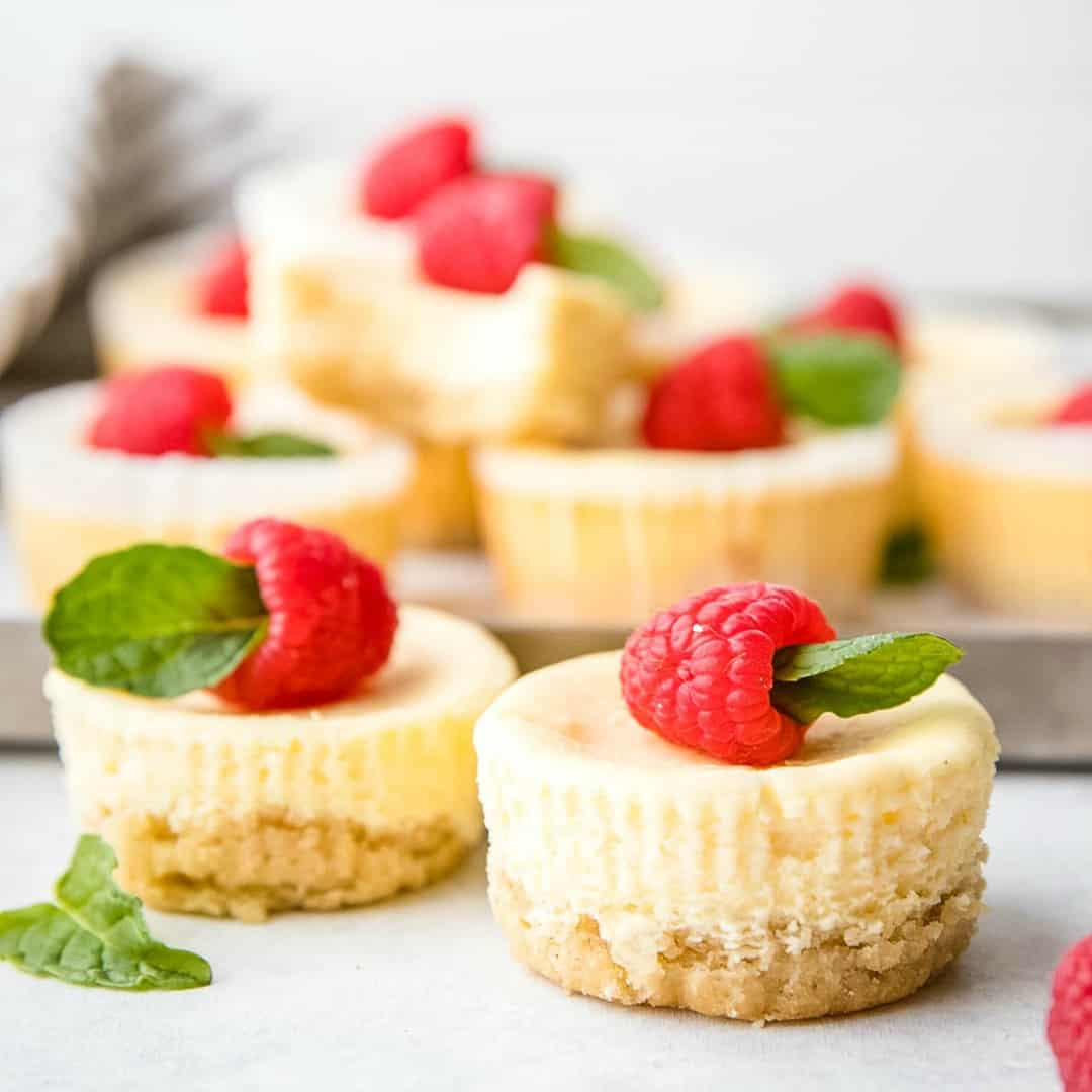 Low Carb Cheesecake Bites are the perfect way to treat yourself without derailing your healthy eating goals. They are easy to make and they taste great too!