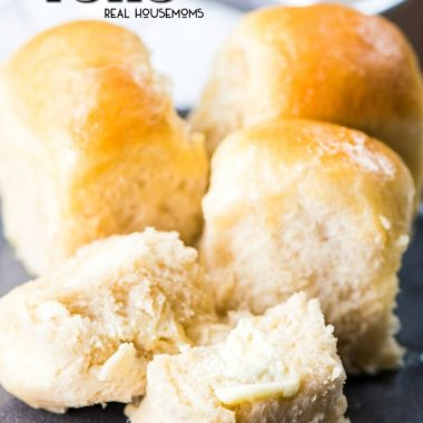 Mamaw's Rolls – Dinner Roll Recipe