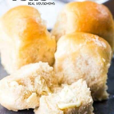 Mamaw's Rolls – Dinner Roll Recipe