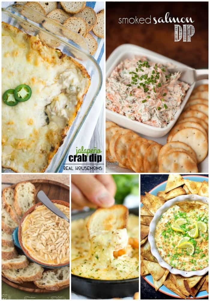 These 25 MEATY DIPS FOR GAME DAY are a must make for the weekend and sure to satisfy the carnivore in you!