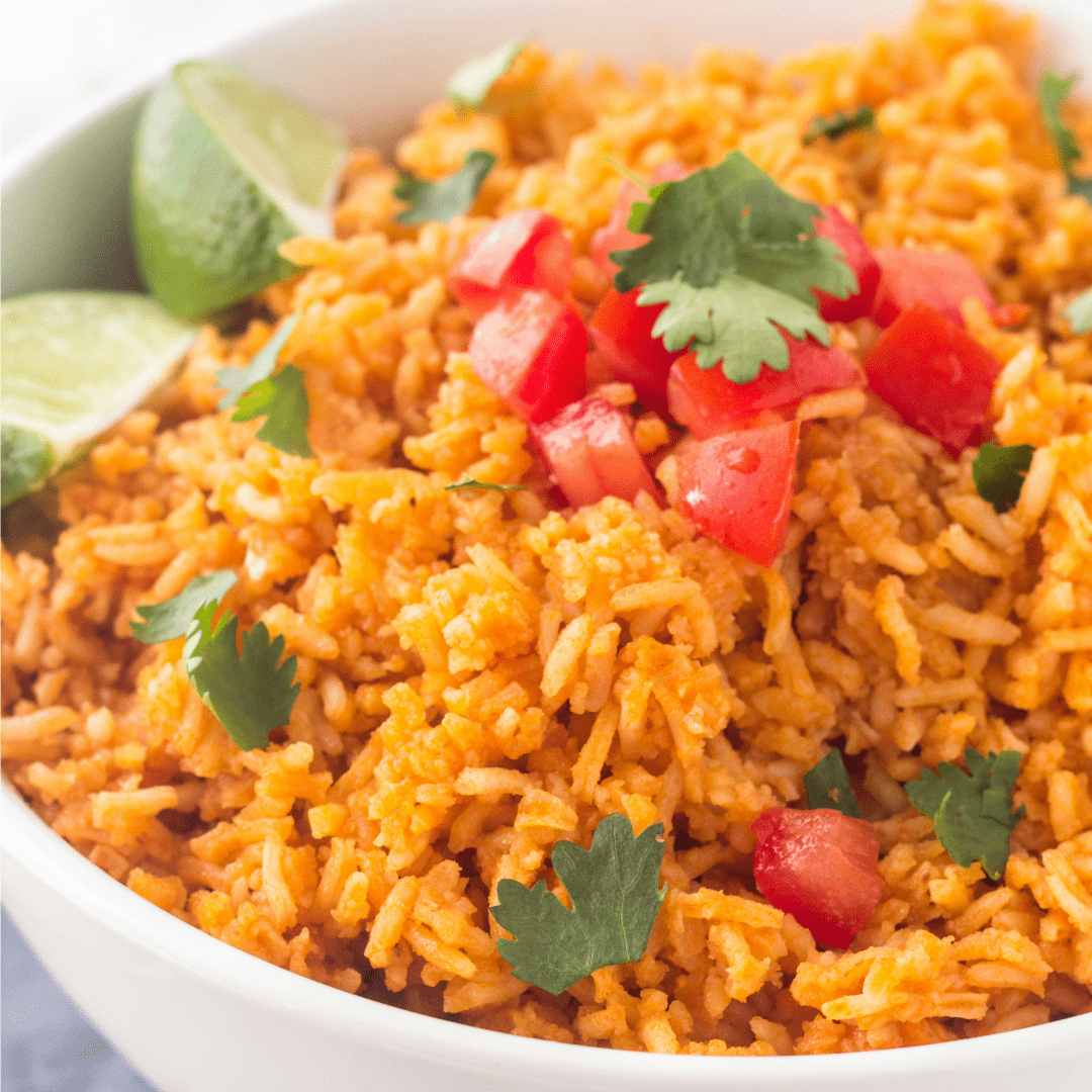 Mexican Rice Recipe Real Housemoms
