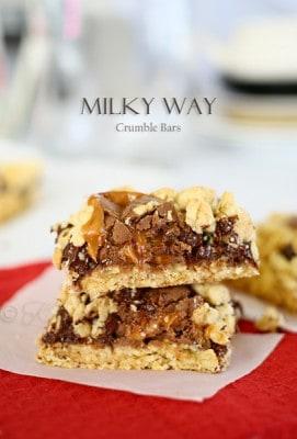 Milky Way Cake Bar Calories