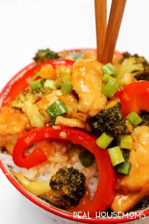 Weekly Meal Plan 155 ⋆ Real Housemoms